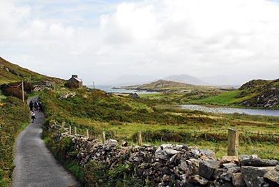 I Am A Connemara Man Dort, wo Europa endet, ist man umgeben von schroff-wilder Schönheit ...