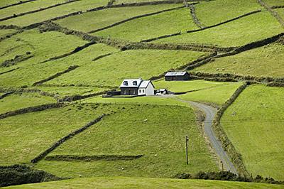 Irland Im April