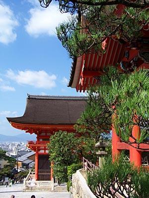 Japan Radtour Tempel