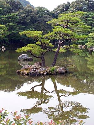 Japan Radtour Zen Garten