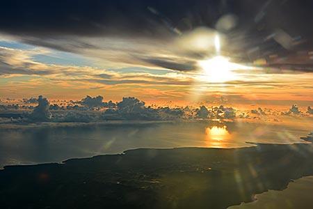Papua-Neuguinea von oben
