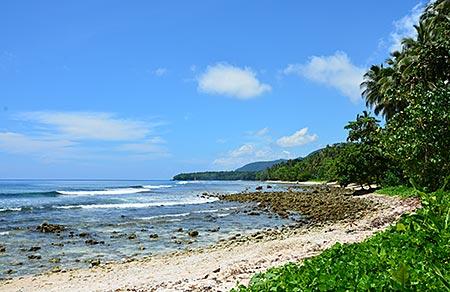 Papua-Neuguinea - Küste