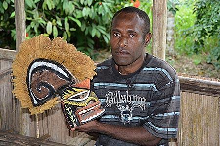 Papua-Neuguinea - Masken
