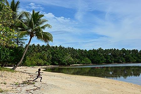 Papua-Neuguinea - Strand