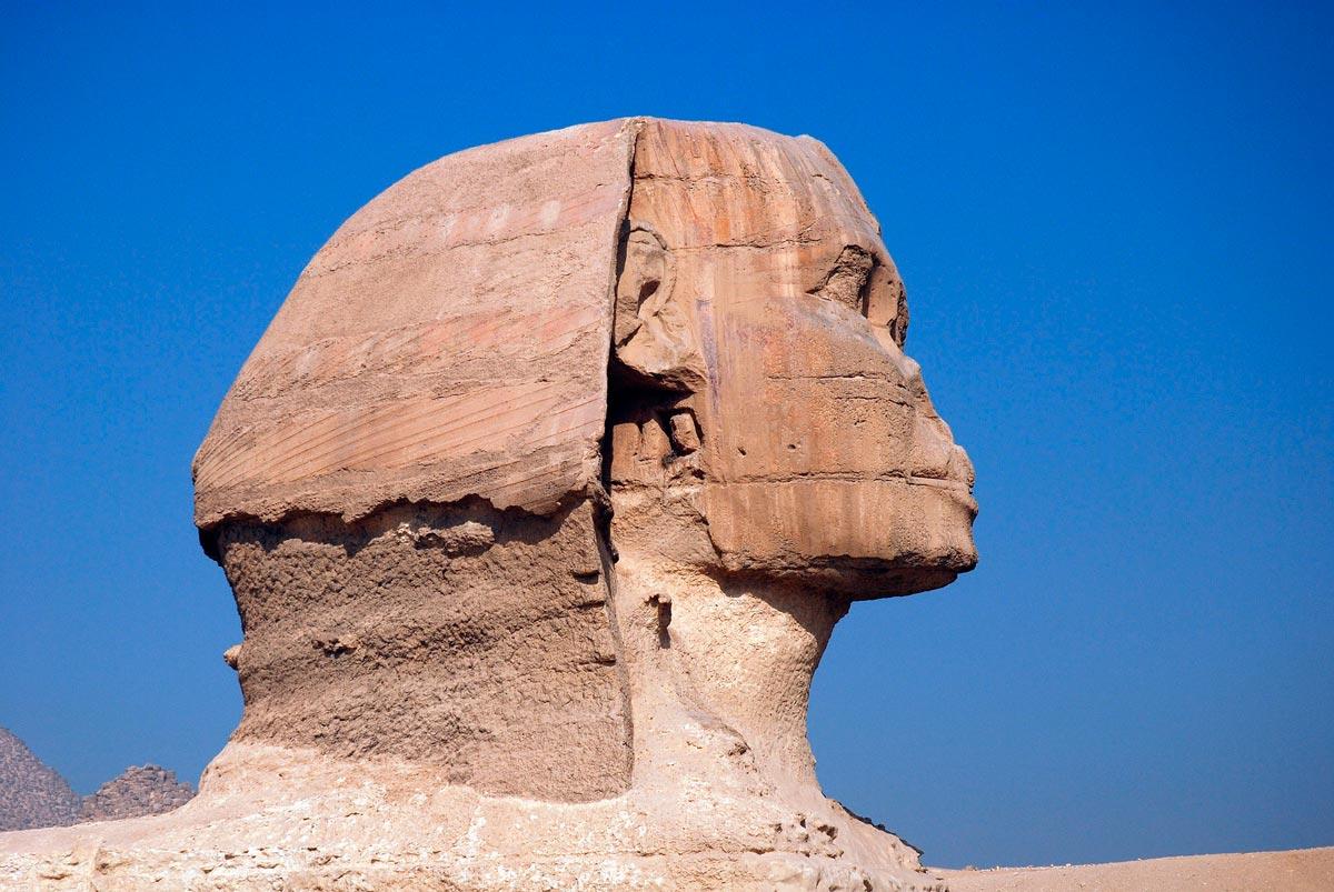 ägyptische Millionenstadt