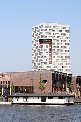 Amsterdam reisef hrer stadttour 1 - Architektur amsterdam ...