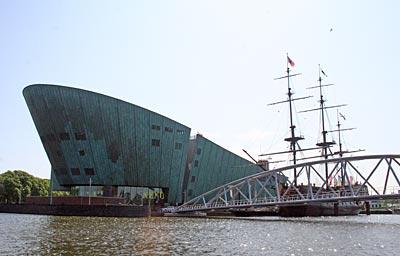 Amsterdam reisef hrer stadttour 2 - Architektur amsterdam ...