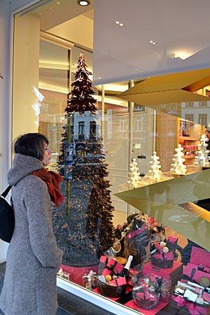 Belgien - Brüssel - Chocolaterie
