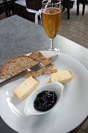 Herver Käse, Cidre