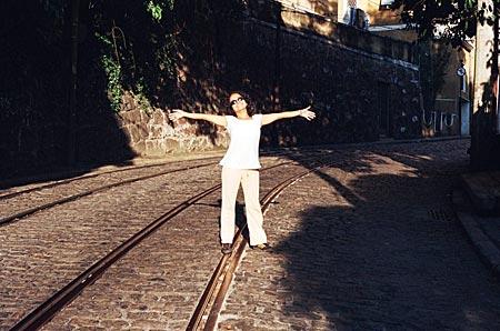 Brasilien  - Márcia Gomes aus Rio in Santa Teresa