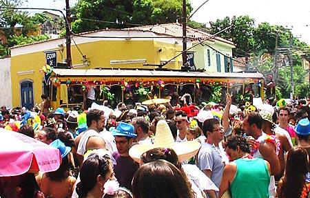 Brasilien - Ceú na Terra in Santa Teresa