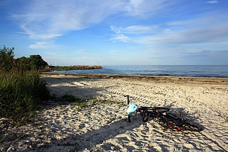 Dänemark - Bornholm - Balka-Strand