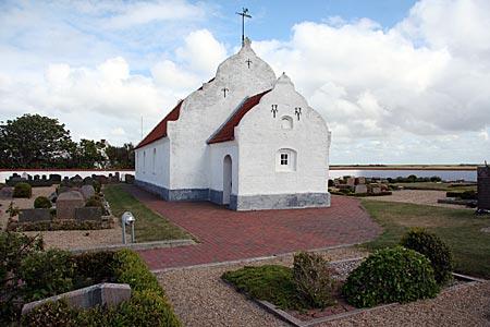 Dänemark - Mandö - Kirche