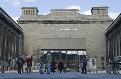 berlin reisef hrer museumsinsel pergamonmuseum. Black Bedroom Furniture Sets. Home Design Ideas