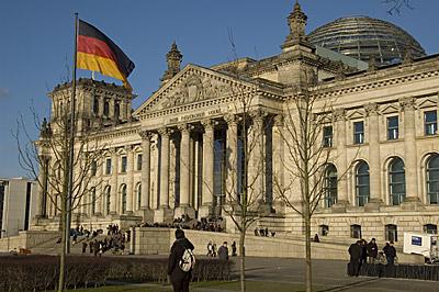 Berlin Reiseführer - Reichstagsgebäude  Berlin Reisefü...