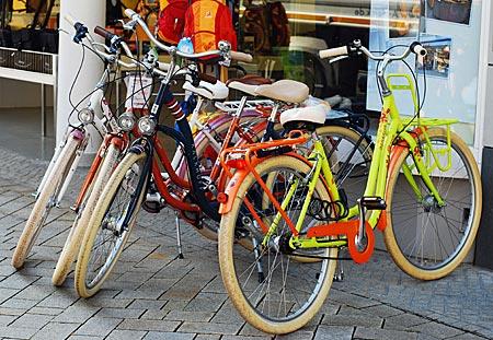 Oldenburg ist nicht nur die Kohltourhauptstadt, sondern auch eine Radtour-Metropole