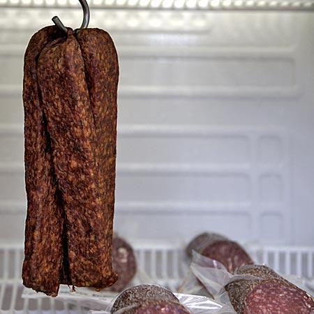 Leipheim - Straußenfleischwurst