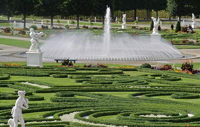 Tour Spaziergang Herrenhäuser Gärten Sea Life Und Berggarten