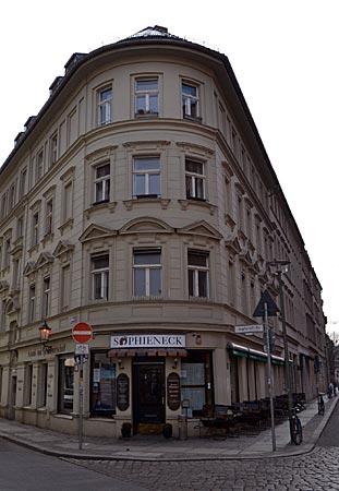 """Berlin - Runde Eckkneipe: das """"Sophieneck"""", Altberliner Kneipentradition in Berlin-Mitte"""