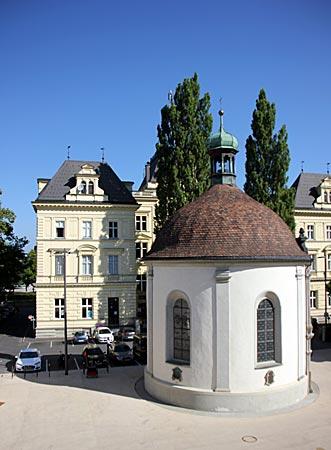 Kornmarkt in Bregenz