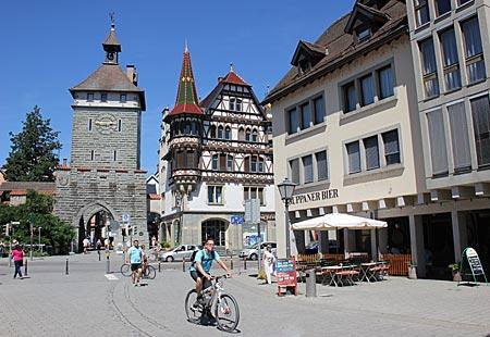 Schnetztor in Konstanz