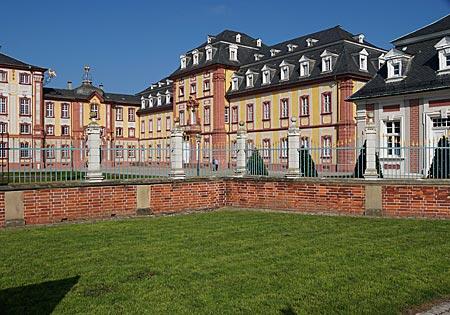 Bruchsal - Schloss - Corps de Logis