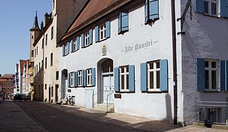 Donauwörth - Alte Kanzlei