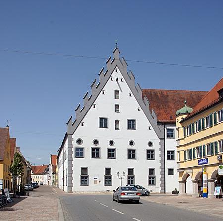 Donauwörth - Fuggerhaus