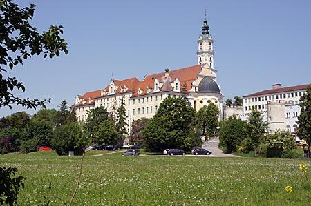 Donauwörth - Klosteranlage Heilig Kreuz