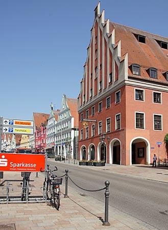 Donauwörth - Tanzhaus