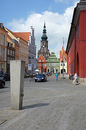 Greifswald - der Dom St. Nikolai