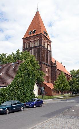 Greifswald - Kirche St. Jacobi
