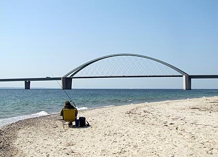 Mönchsweg - Fehmarnsundbrücke