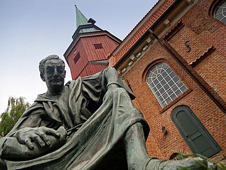 Mönchsweg - Priester Henricus in Steinkirchen