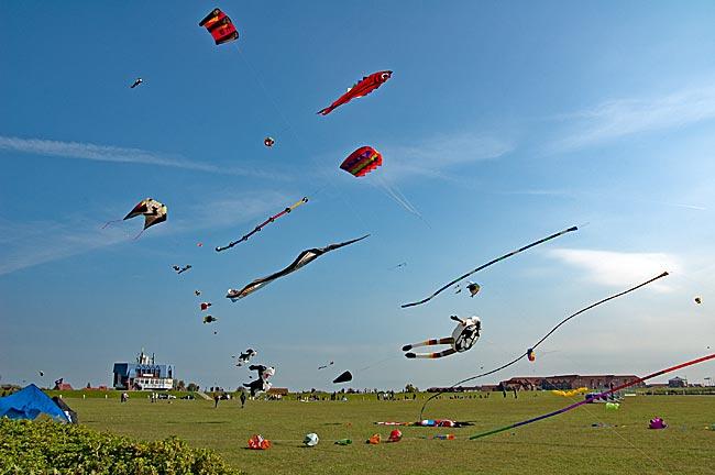 Norden Norddeich - Drachenfestival