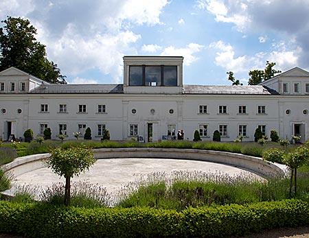 Putbus auf Rügen - Orangerie