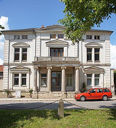 Putbus auf Rügen - Villa Lottum