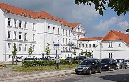 Putbus auf Rügen - Pädagogium