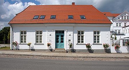 Putbus auf Rügen - Haus des 2. Oberlehrers des Königlichen Pädagogiums