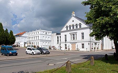 Putbus auf Rügen - Theater am Markt