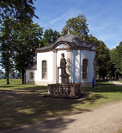 Rietberg - Johanneskapelle