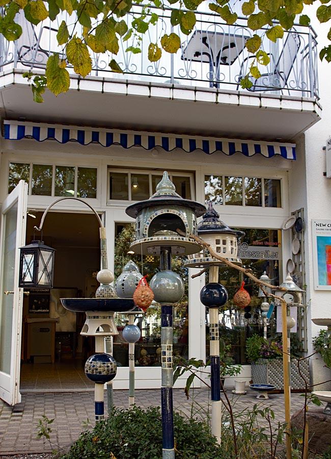 Rügen - Kunsthandwerk auf der Kunstmeile in Binz