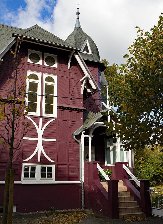 Rügen - Binz - Wolgasthaus Villa Undine