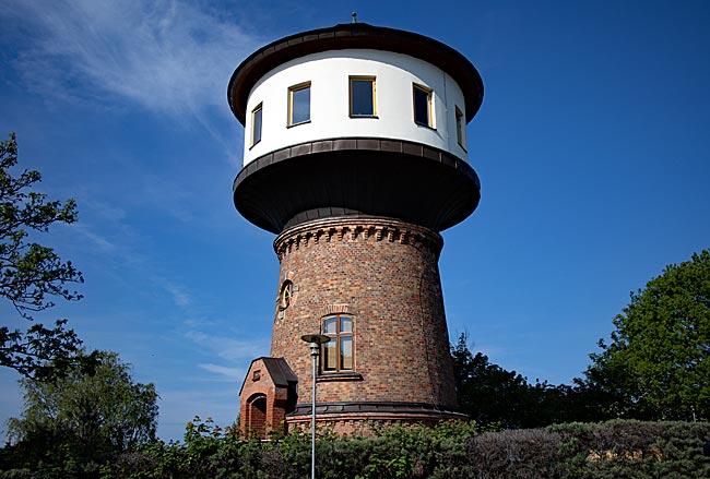 Rügen - Alter Wasserturm in Göhren