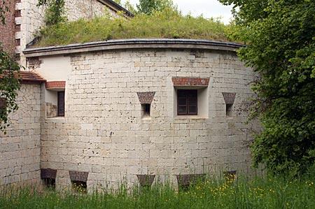 Ulm - Fort unterer Eselsberg