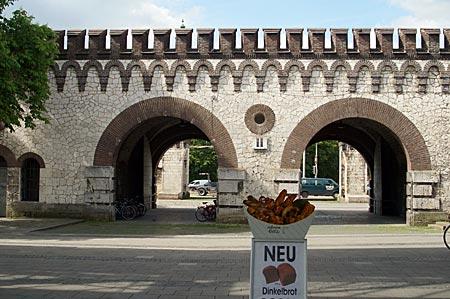 Ulm - Ehinger Tor