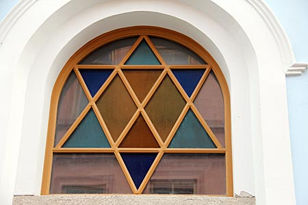 Via Nova - Bergsynagoge in Hartmanice