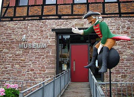 Bodenwerder - Münchhausen Museum