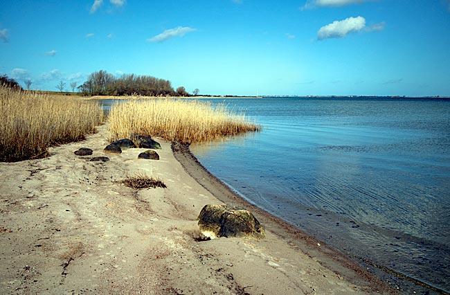 Strand In Wismar