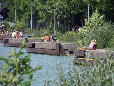 Münsterland: Er verbindet Münster, Senden und Lüdinghausen - der Dortmund-Ems-Kanal